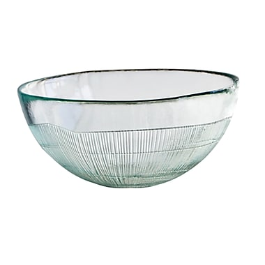French Home Soup/Salad Bowl; Clear