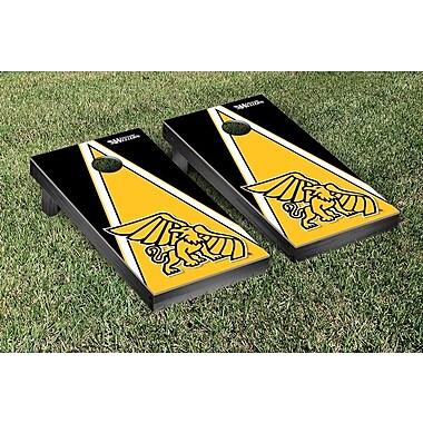 Victory Tailgate NCAA Triangle Version Cornhole Game Set; Missouri Western State Griffons