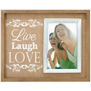 Malden Live, Laugh, Love Vertical Picture Frame