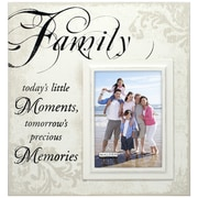 Malden Family Scripts Picture Frame