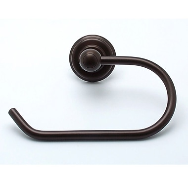 R. Christensen Simple Serenity Wall Mounted Toliet Paper Holder; Oil Rubbed Bronze