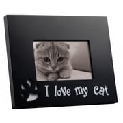 Lsc Accessories Inc. Cat Wall Picture Frame