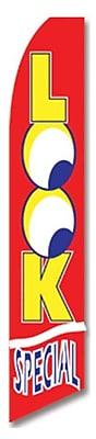 NeoPlex Look Special Swooper Flag