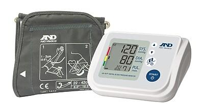 A&D Medical Multi User Upper Arm Blood Pressure Monitor (UA-767F)