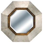 Propac Images Octagon Wall Mirror