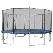 Newacme LLC 16' 6 Legs Trampoline w/ Enclosure Net
