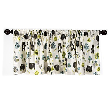 Glenna Jean North Country 70'' Valance