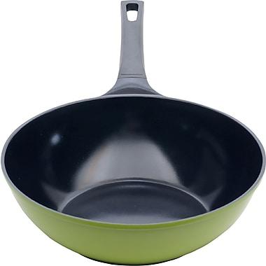 Ozeri Green Earth Non-Stick Aluminum Wok; 12'' x 12''