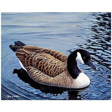 Magic Slice Canada Goose by Steve Whitlock Non-Slip Flexible Cutting Board
