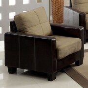 A&J Homes Studio Parma Armchair; Tan