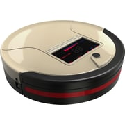 bObsweep PetHair Robotic Vacuum Cleaner and Mop; Champagne