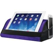 LapGear Travel Tablet Pillow, Purple