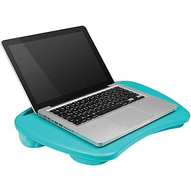 LapGear – Support pour ordinateur portatif MyDesk, aqua (LAP45349)