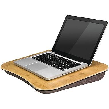 LapGear – Support pour ordinateur portatif XL Bamboo (LAP91597)