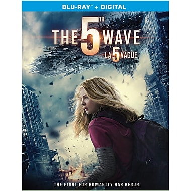 The 5th Wave (Blu-ray/DVD)