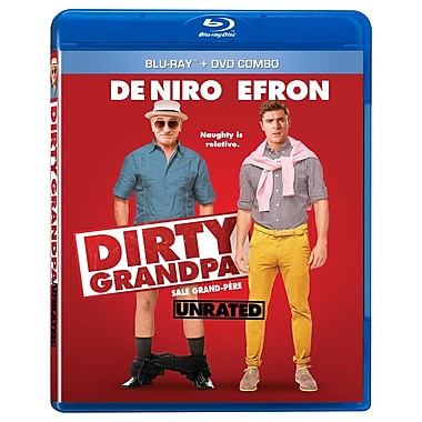 Dirty Grandpa (Blu-ray/DVD)