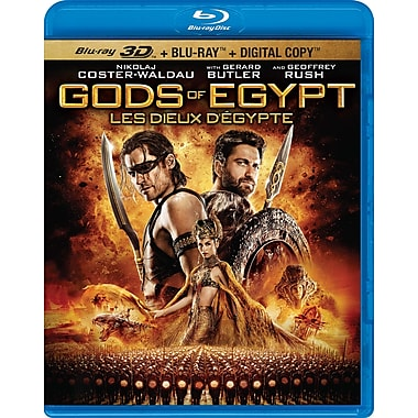 Gods of Egypt (3D Blu-ray/Blu-ray)