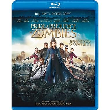 Orgueil et préjugés et zombies (Blu-Ray)