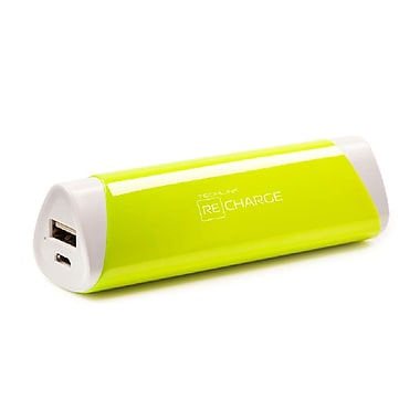 Techlink Recharge 2600 Charger, Fluro (527014)