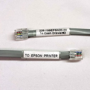 MMF POS (226-199EPSN20-00) Cable for Epson, Drawer 2, 6'