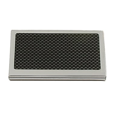 Elegance Carbon Fibre Card Case for Organizing Bus