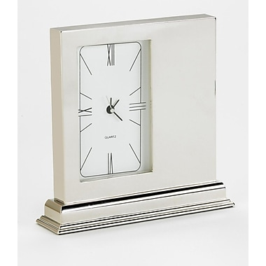 Elegance Mantle Quartz Desktop Clock