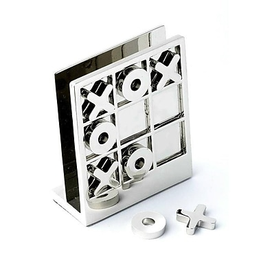 Elegance Executive Desk Accessory Tic Tac Toe Game