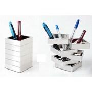 Elegance Contemporary Design Desk Square Multi Lay