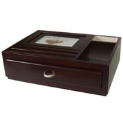 Elegance Valet Box with Picture frame