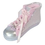 Elegance – Tirelire en forme de chaussure rose