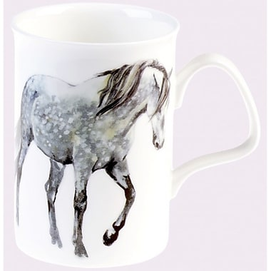 Roy Kirkham Lancaster Mug, My Horse, Set of 6