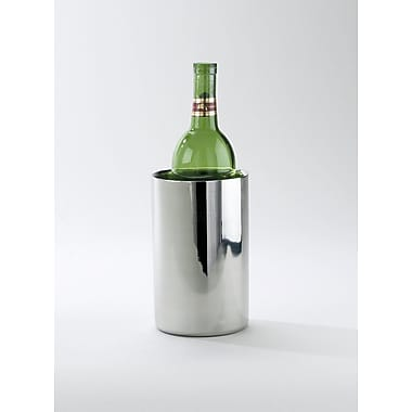 Elegance Double Wall Stainless Steel Hammered Wine Cooler