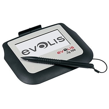 Evolis Sig100 Signature Pad with 4