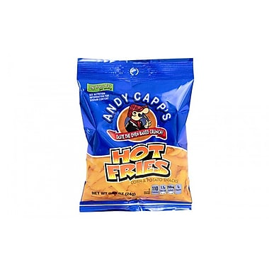 Andy Capps Hot Fries .85 oz 72 Count