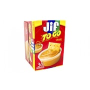 Jif To Go Peanut Butter Dipping Cups, 36 Count