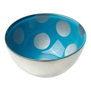 Creative Gifts International Condi Bowl; Light Blue