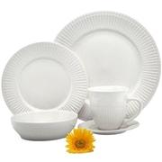 Melange Italian Classic Premium 16 Piece Dinnerware Set