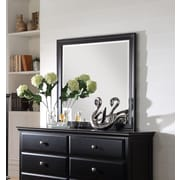 A&J Homes Studio Laguna Mirror; Black