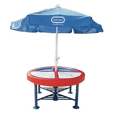 Little Tikes Commercial 2.5' Drape Umbrella; Hunter Green
