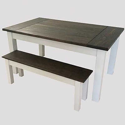Ezekiel and Stearns Colonial Harvest Dining Table