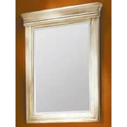 Empire Industries Madison Vanity Mirror; Antique White