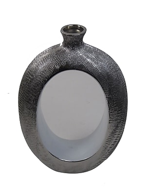 Firefly Home Collection Oval Ceramic Vase