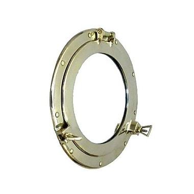 Firefly Home Collection Porthole Cover w/ Mirror