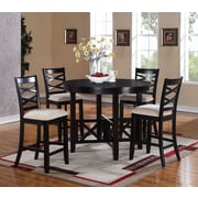 Standard Furniture Epiphany 5 Piece Counter Height Dining Set