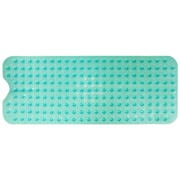 AttractionDesignHome Non-Slip Shower Mat; Teal