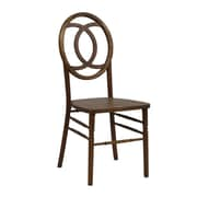 Commercial Seating Products Side Chair; Antique Fruitwood