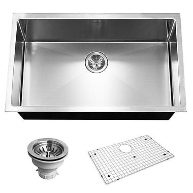 Houzer Savoir 32'' x 18'' Kitchen Sink