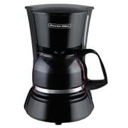 Proctor-Silex 4 Cup Coffeemaker; Black