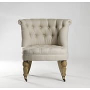 Zentique Inc. Amelie Slipper Chair