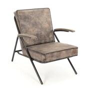 Zentique Inc. Lucas Lounge Armchair